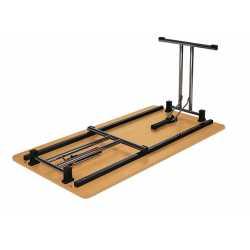 PLIANTES Tables modulaires