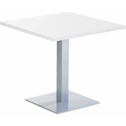 ELOISE Table carrée pied carré