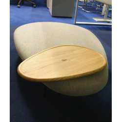 MDD Table basse forme Galet