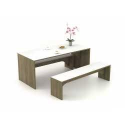SHARE Ensemble Table + 2 bancs