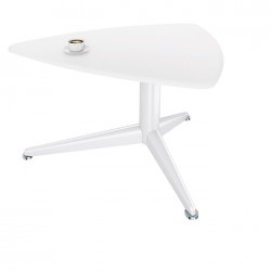 PURE Table Basse elliptique