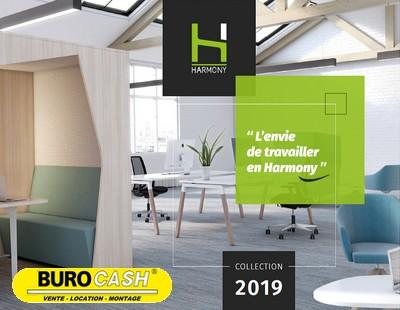 Catalogue 2019-2020 collection Harmony
