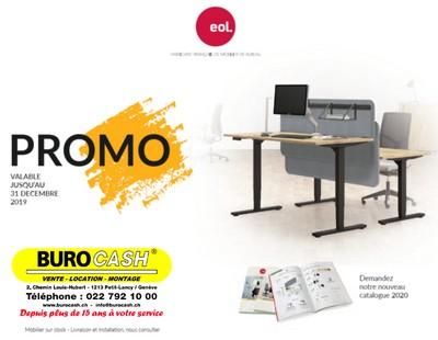Promotion EOL valable jusqu'au 31.12.2019