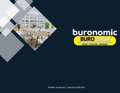 Catalogue 2020 collection Buronomic